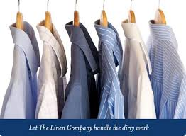 Shirt drycleaning